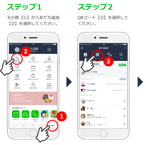 ステップ1.2